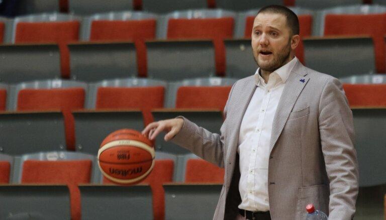 Mājenieks kļuvis par Igaunijas sieviešu basketbola izlases galveno treneri
