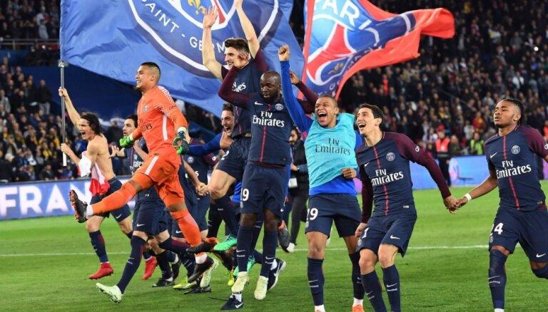 'Paris Saint-Germain' iesnieguši CAS apelāciju pret UEFA
