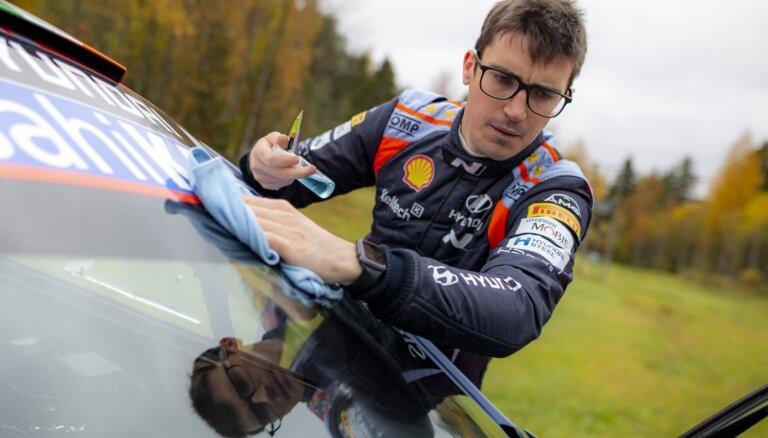 'M-Sport' nosauc jauno pilotu nākamajām WRC sezonām