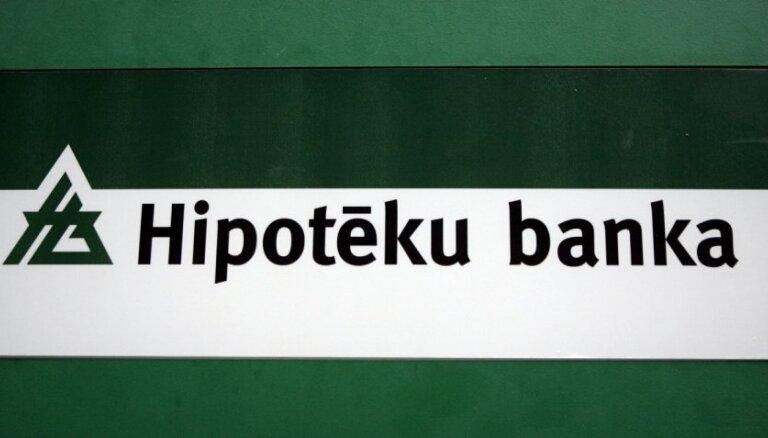 Atlikušo divu 'Hipotēku bankas' komercaktīvu daļu iegādei saņemti vairāki piedāvājumi
