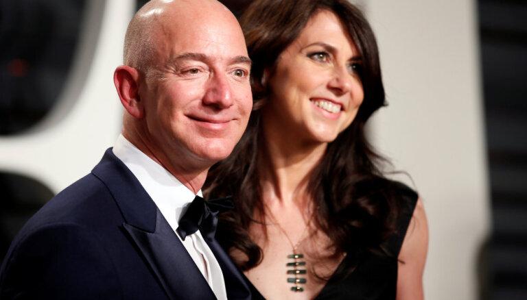 Самый богатый человек в мире разводится с женой после 25 лет брака