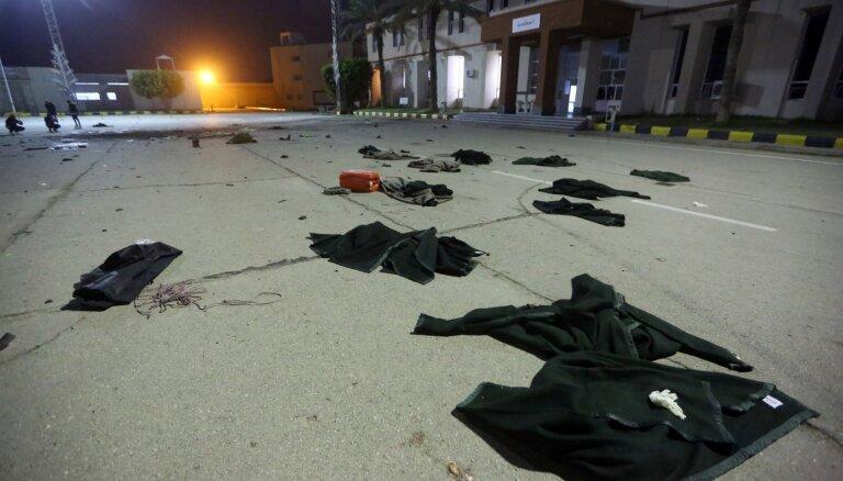 Жертвами авиаудара по военному училищу в Триполи стали более 20 человек