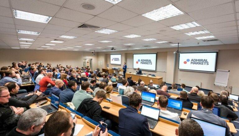 Новое поколение инвесторов в Латвии растет вместе с Admiral Markets UK Ltd: Крупнейший семинар Латвийского филиала Admiral Markets в истории!