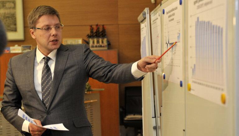 Apstiprina vēsturiski lielāko Rīgas budžetu