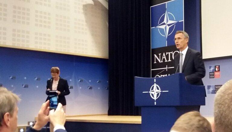 НАТО разместит в Польше и странах Балтии четыре батальона