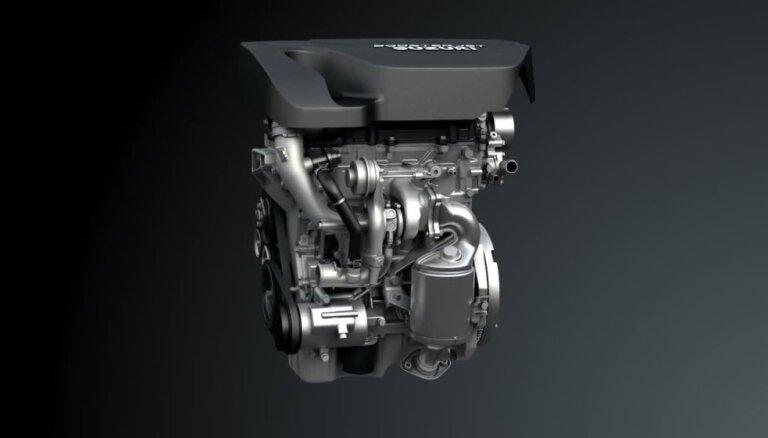 'Suzuki' izstrādājis 1,4 litru turbomotoru