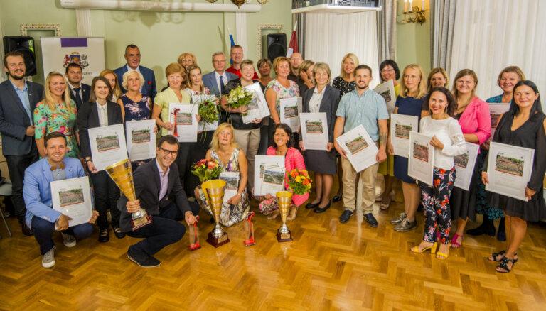 'Lattelecom' Rīgas maratons godina 2018. gada aktīvākās skolas