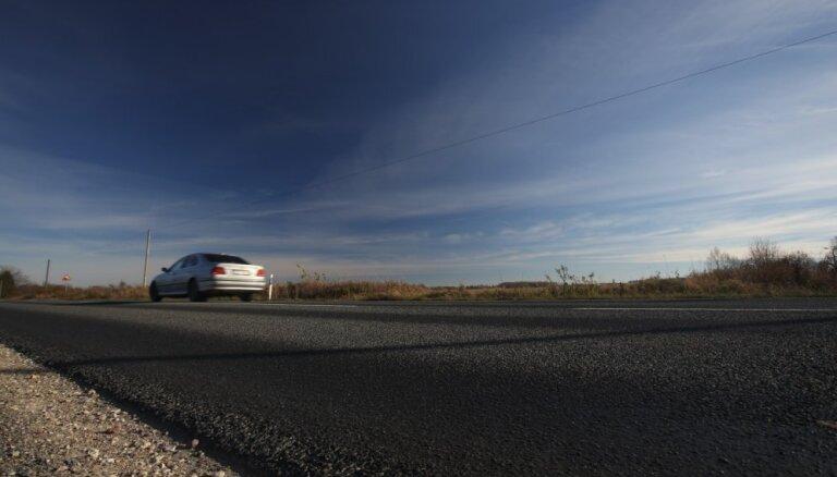 Lielākie satiksmes ierobežojumi uz valsts galvenajiem un reģionālajiem autoceļiem