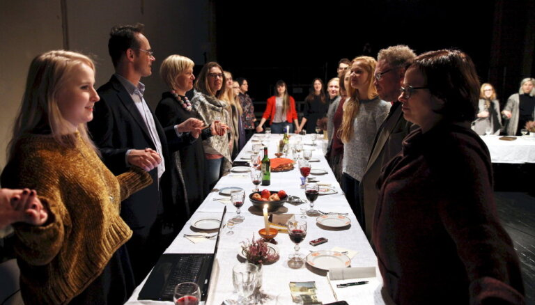 Ģertrūdes ielas teātris desmitgadi svinēs ar izrāžu skati 'Top 10 ĢIT'