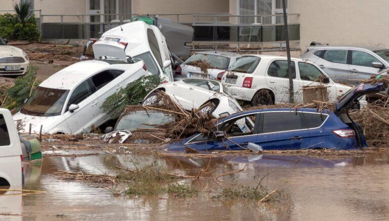 ВИДЕО: наводнение на Майорке унесло жизни 9 человек