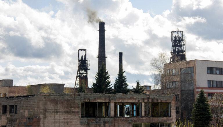 'Cilvēku nebūs, paliks stepes!' Kas notiek ar ūdeni karojošajā Donbasā