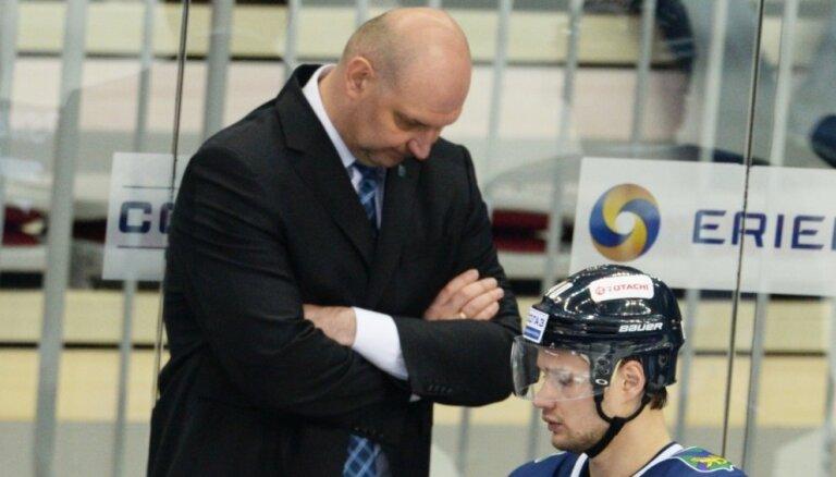 'Sibirj' no galvenā trenera amata atbrīvojusi Jurzinovu; vietā stājas Andrijevskis