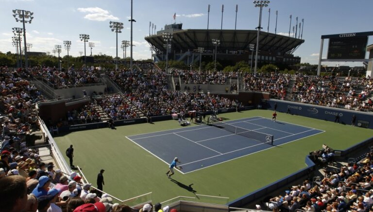 Šāgada 'US Open' uzvarētāji saņems 2,6 miljonus dolāru