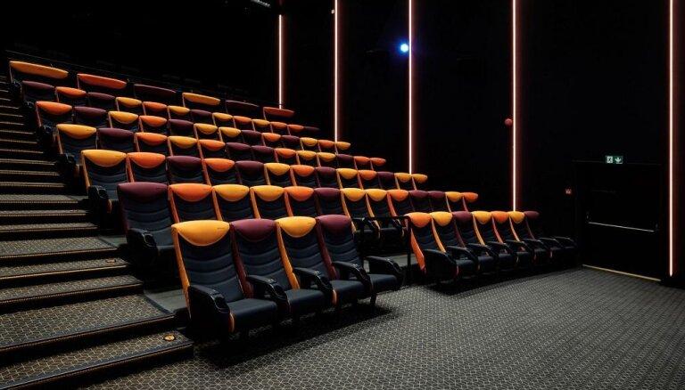 В рижском торговом центре Rīga Plaza откроется новый кинотеатр