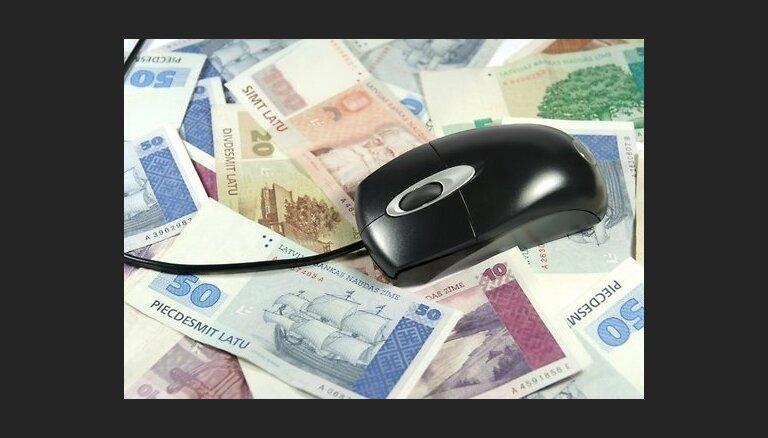 Valsts un pašvaldību parāds novembra beigās - 5,512 miljardi latu