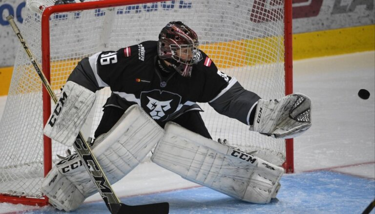 HK 'Rīga' MHL čempionātā pārtrūkst trīs uzvaru sērija