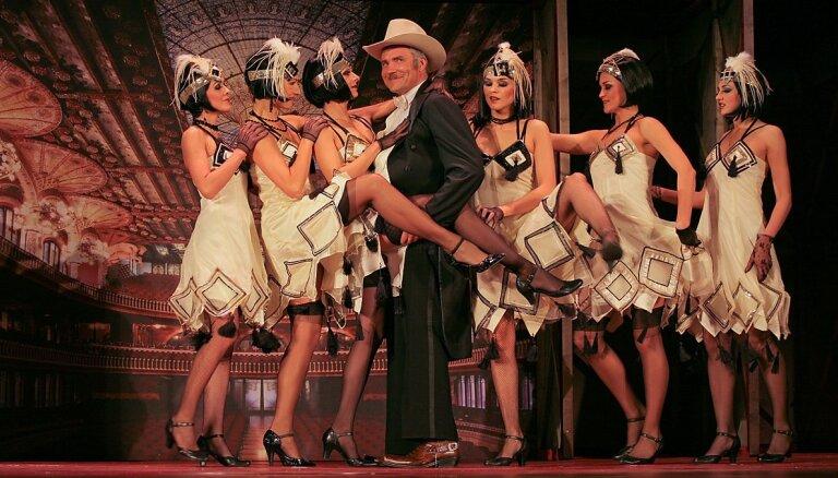 Aktieris, uzņēmējs un Dailes teātra direktors Juris Žagars svin apaļu jubileju