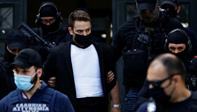 """Убийство в Греции: раскрыть преступление помогли """"умные часы"""""""