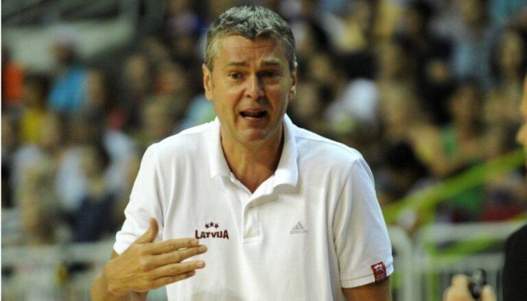 Bagatskis neturpinās darbu Kijevas 'Budiveļņik' komandā