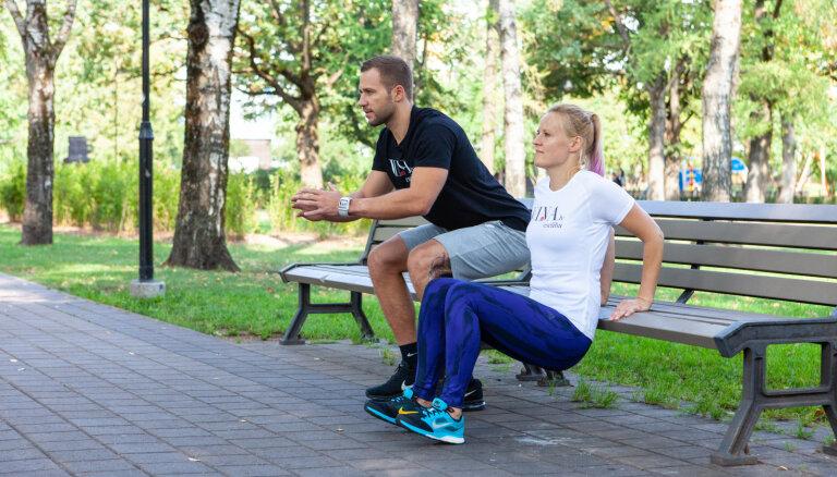 Veselības un spēka izaicinājums – vingrojumu ieteikumi ikvienam