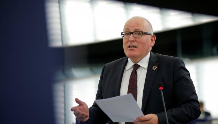 Вице-президент ЕК: Европейский проект может провалиться
