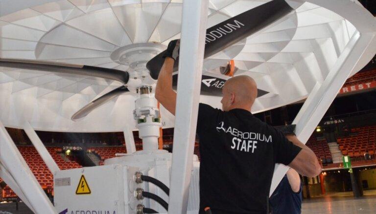'Aerodium' piedalīsies Ziemas Olimpisko spēļu noslēguma ceremonijā