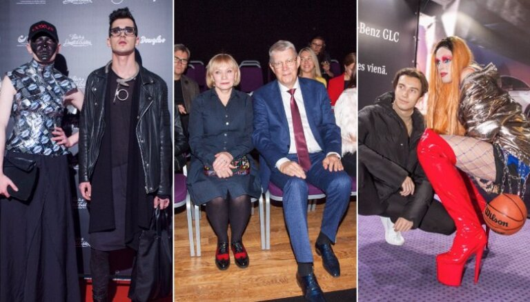 Foto: Rīgas modes gardēžu stila misēkļi un veiksmes