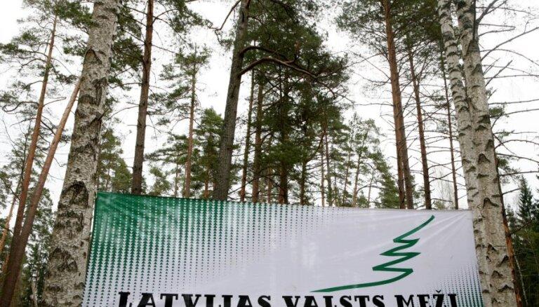 'Latvijas valsts meži' kopš 2002. gada Zemesgrāmatā reģistrējuši 23% Latvijas teritorijas