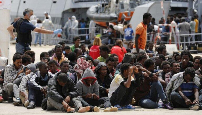 По лагерю беженцев близ Триполи нанесен авиаудар: погибли не менее 40 человек