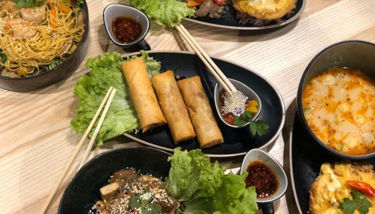 Āzijas ēdienu burvība – izmēģini pārsteidzošo 'LIDO Alfa'!