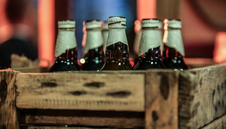 Cido grupa приостановила производство пива на пивоварне Līvu alus darītava