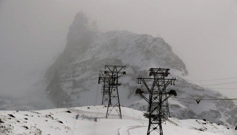 Alpos pazudušā Vācijas magnāta meklēšana ir pārtraukta; ģimene vairs necer viņu atrast