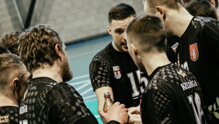 Par Nacionālās volejbola līgas 2 čempioni kļūst Kuldīgas NSS