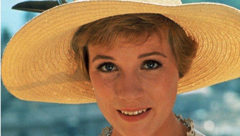 'Mūzikas skaņu' Marijai – aktrisei Džūlijai Endrjūsai – 85