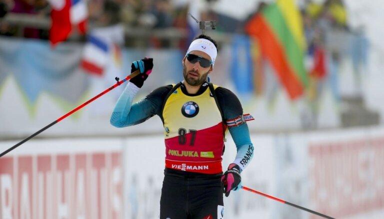 Бо-младший и Фуркад обменялись победами в спринте и гонке преследования
