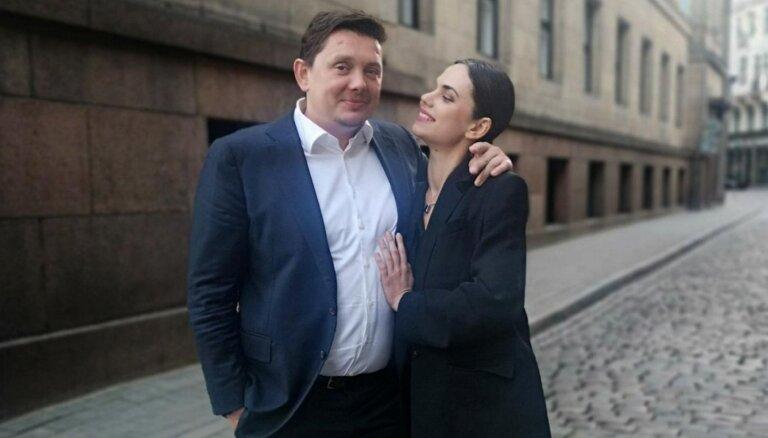 ФОТО: Скандальный депутат Сейма Артусс Кайминьш скоро станет отцом