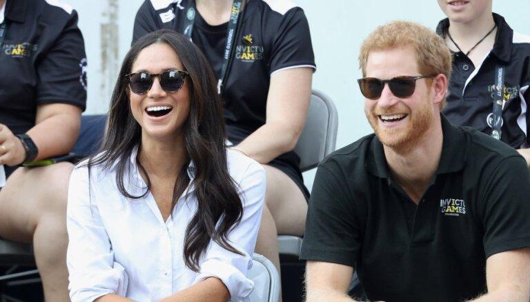 Принц Гарри и американская актриса Меган Маркл объявили о помолвке