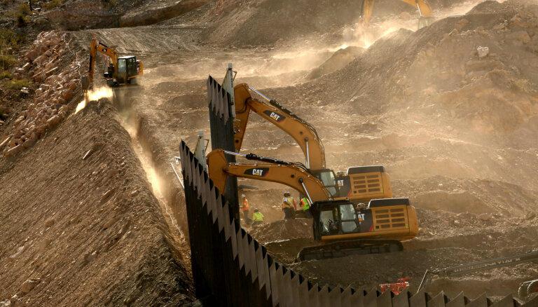 Tramps izsludina pieaugošu tarifu visām Meksikas precēm līdz migrācijas apturēšanai