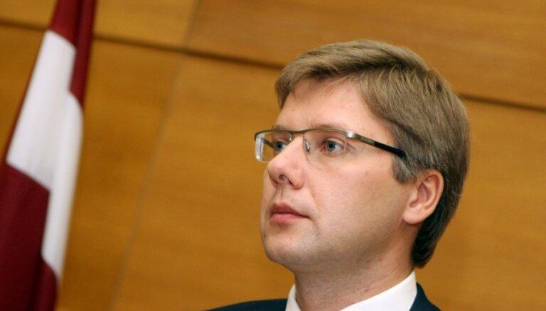 Skrejlapās ar Ušakova vārdu informē par parakstu vākšanas vietām krievu valodas statusa maiņai