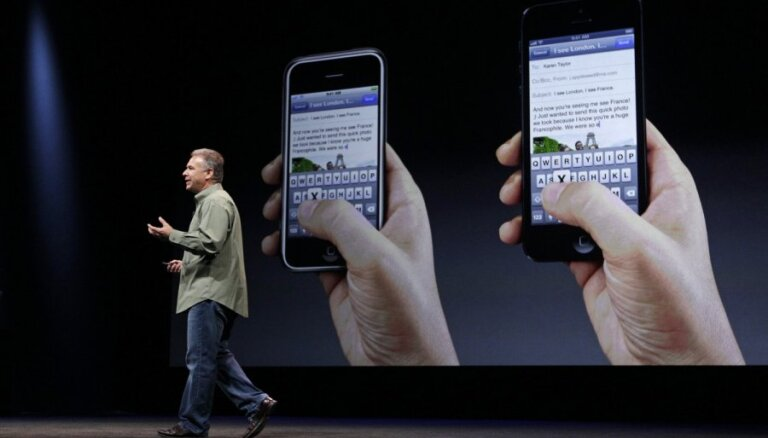 Apple обидел Латвию с новым iPhone