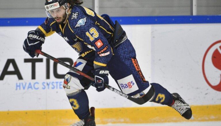 Uz atvadām no IIHF Kontinentālā kausa 'Kurbads' uzvar 'Lions'