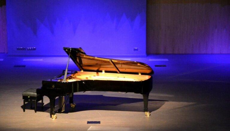 Vidzemes koncertzālē - Eiropas valstu pianisti