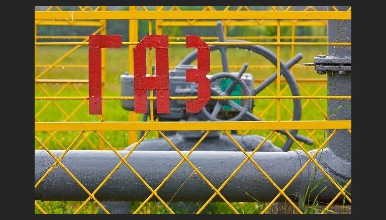 'Gazprom' peļņa pusgadā pieaugusi par 66%