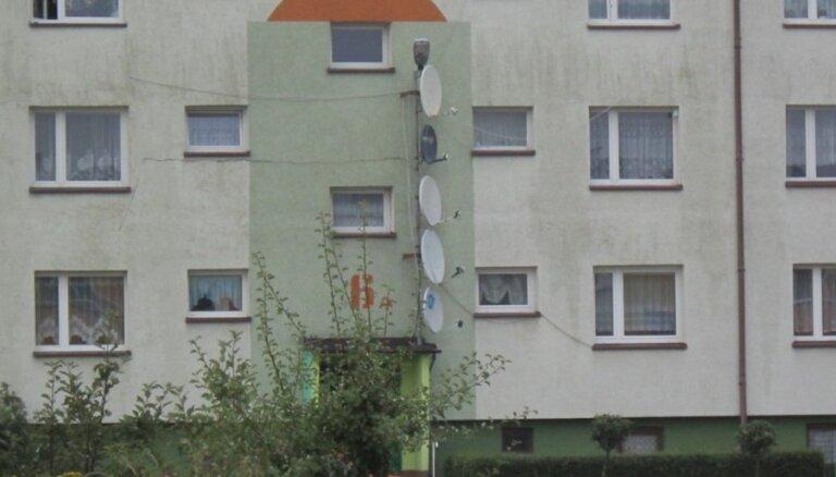 """Оказывается, не обязательно весь фасад утыкать """"тарелками! (видео)"""
