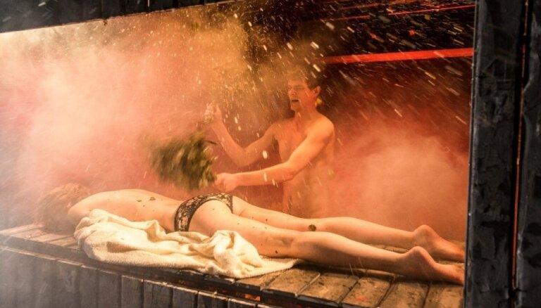 Regnārs Vaivars iestudējis gada pirmo Dailes teātra pirmizrādi 'Pusslepkava'