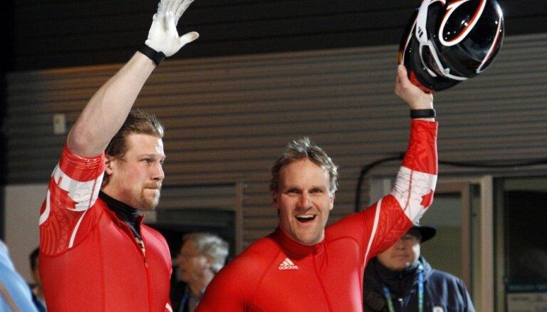Olimpiskais čempions Lidērs kļuvis par Korejas bobsleja izlases galveno treneri
