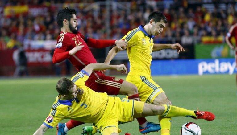 Украина не попала напрямую на ЧЕ-2016, Англия триумфально завершила отбор разгромом литовцев