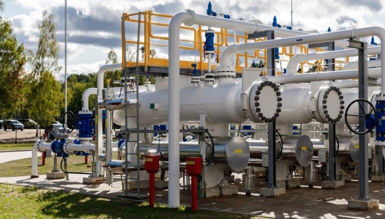 Saeima devusi zaļo gaismu vienota reģionālā dabasgāzes tirgus atvēršanai