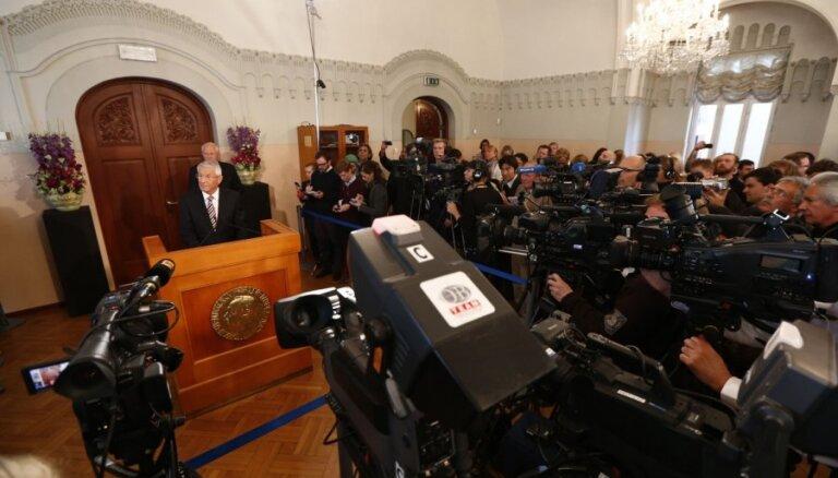 ES Nobela Miera prēmijā saņemto naudu ziedos karos cietušajiem bērniem
