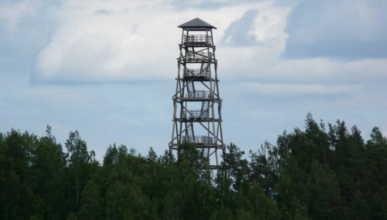 Латгалия как на ладони: восемь смотровых вышек, с которых открывается чудесный вид